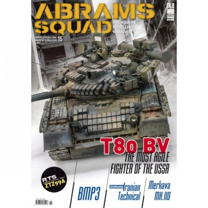 Abrams Squad Magazine - Issue 15 (English version)
