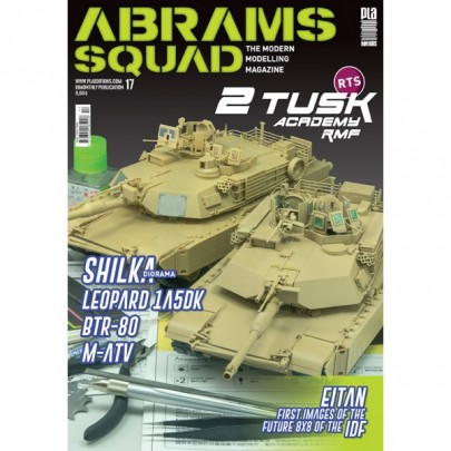 Abrams Squad Magazine - Issue 17 (English version)