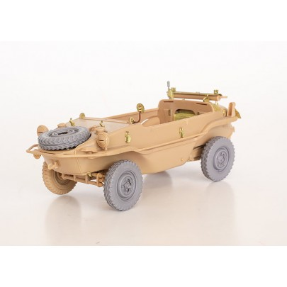 1/35 QuickWheel QWX-037 Schwimmwagen wheels + spare wheel, Off-road tread 2
