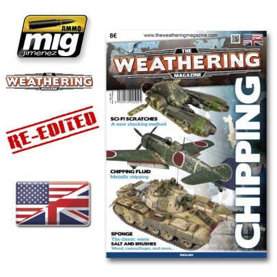 """The Weathering Magazine - Issue 3 """"Chipping"""" (English version)"""
