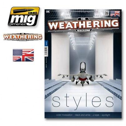 """The Weathering Magazine - Issue 12 """"Styles"""" (English version)"""