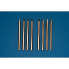 "1/32 RB Model 32AB14 0,5"" (12,7mm) barrels for Browning mg"