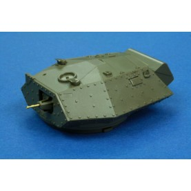 1/48 RB Model 48B31 7,92mm BESA (2 piece)