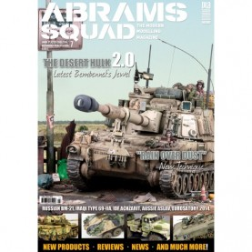 Abrams Squad Magazine - Issue 7 (English version)