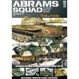 Abrams Squad Magazine - Issue 9 (English version)