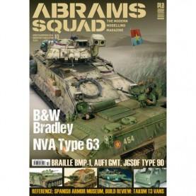 Abrams Squad Magazine - Issue 10 (English version)