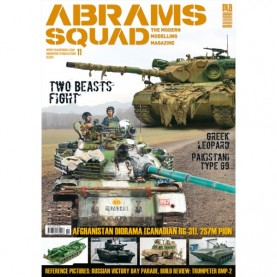 Abrams Squad Magazine - Issue 11 (English version)