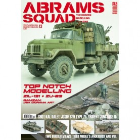 Abrams Squad Magazine - Issue 13 (English version)