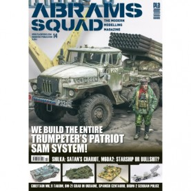 Abrams Squad Magazine - Issue 14 (English version)