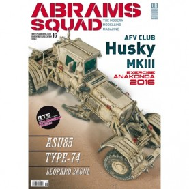 Abrams Squad Magazine - Issue 16 (English version)