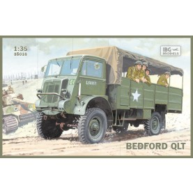 1/35 IBG 35016 Bedford QLD Troop Carrier