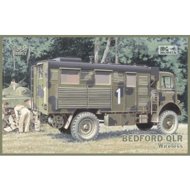 1/35 IBG 35017 Bedford QLR Wireless
