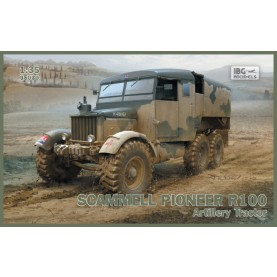 1/35 IBG 35030 SCAMMELL PIONEER R100 Artillery Tractor