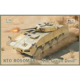 "1/35 IBG 35032 KTO Rosomak ""The Green Devil"""