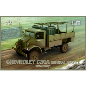 1/35 IBG 35038 Chevrolet C30A General service