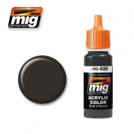 A.MIG-020 6K RUSSIAN BROWN