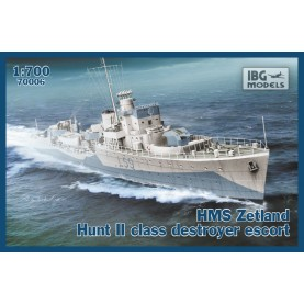 1/700 IBG 70006 HMS Zetland 1942 Hunt II class destroyer escort