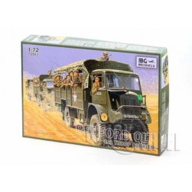 1/72 IBG 72003 Bedford QLT 4x4 Troop Carrier