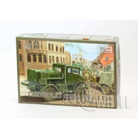 1/72 IBG 72012 Chevrolet C.15A No.13 Cab Watertank