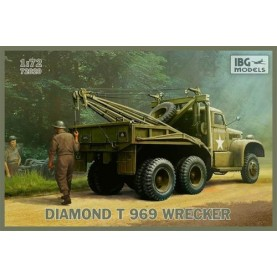 1/72 IBG 72020 WWII U.S. Diamond T 969 Wrecker