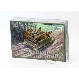 1/72 IBG 72025 UNIVERSAL CARRIER I Mk.II MORTAR CARRIER