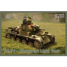 1/72 IBG 72027 Hungarian Light Tank - Toldi I