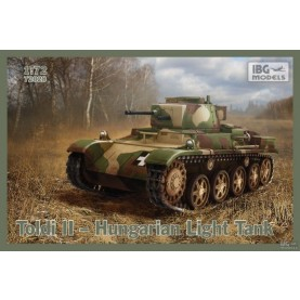 1/72 IBG 72028 Hungarian Light Tank - Toldi II