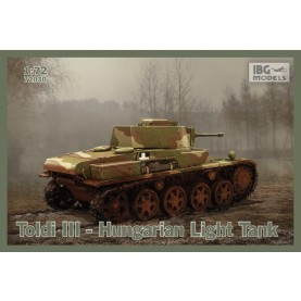 1/72 IBG 72030 Hungarian Light Tank - Toldi III