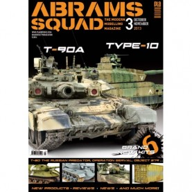 Abrams Squad Magazine - Issue 3 (English version)