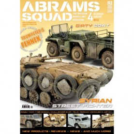Abrams Squad Magazine - Issue 4 (English version)