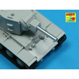 72 L-40 Russian 152,4 mm M-10S tank barrel for KV-II