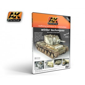 AK035 WINTER WEATHERING (PAL)