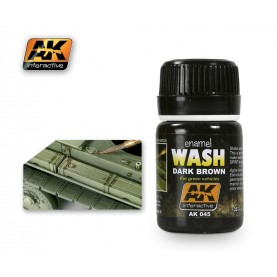 AK045 Dark Wash for Green Vehicles