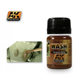 AK046 Light Rust Wash