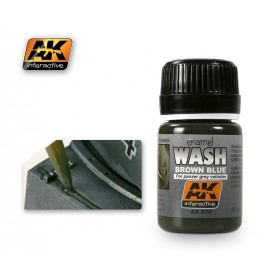 AK070 Wash for Panzer Grey