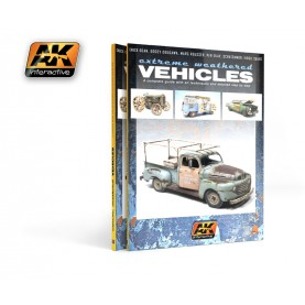 AK404 Extreme Weathered Vehicles