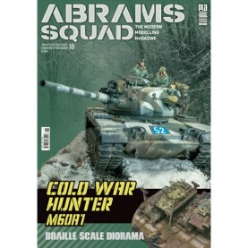 Abrams Squad Magazine - Issue 18 (English version)