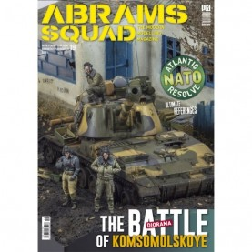 Abrams Squad Magazine - Issue 19 (English version)