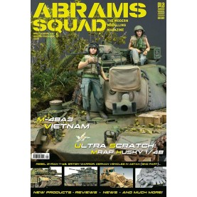 Abrams Squad Magazine - Issue 5 (English version)
