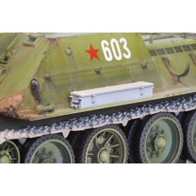 1/35 BitsKrieg BK-066 Middle/end of WWII T-34, SU-85, SU-100, SU-122 tool boxes