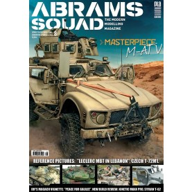 Abrams Squad Magazine - Issue 8 (English version)