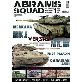Abrams Squad Magazine - Issue 1 (English version)