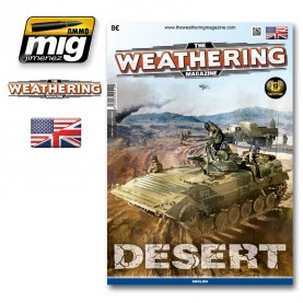 "The Weathering Magazine - Issue 13 ""Desert"" (English version)"