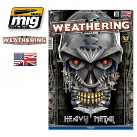 "The Weathering Magazine - Issue 14 ""Heavy Metal"" (English version)"
