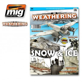 "The Weathering Magazine - Issue 7 ""Snow & Ice"" (English version)"