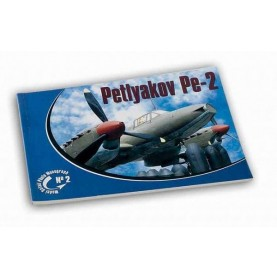 Model Detail Photo Monograph No. 02 - Petlyakov Pe-2