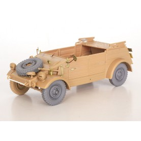1/35 QuickWheel QWX-036 Kubelwagen wheels + spare wheel, Off-road tread 2