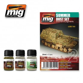 A.MIG-7401 SUMMER DUST SET